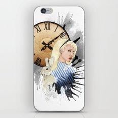 Tardy iPhone & iPod Skin