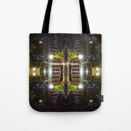 NIGHTFALL@HDB Tote Bag