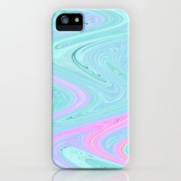 Melding Dreams iPhone Case