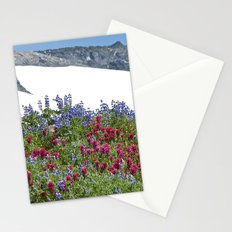 Mountain Summer Stationery Cards