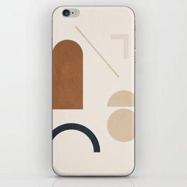 Geometric Modern Art 32 iPhone Skin