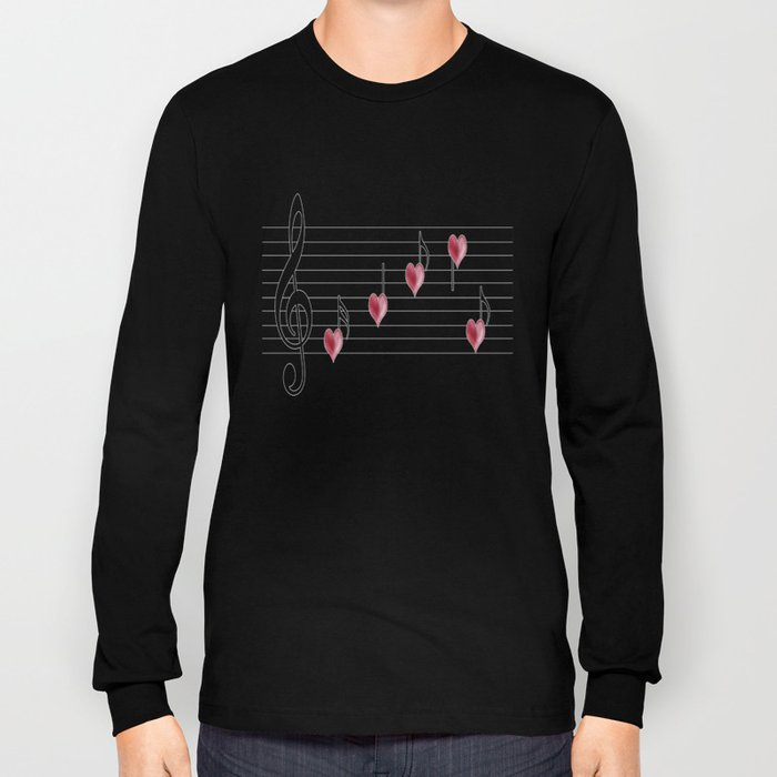 Love Song Long Sleeve T-shirt