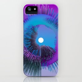 STARE iPhone Case