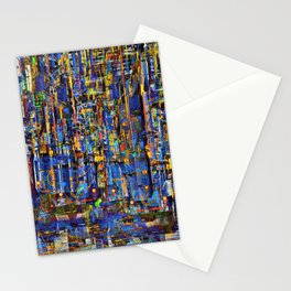 syncopated with the thrill of excessive immediacy. Stationery Cards