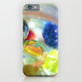 Vintage Glass Marbles 17 iPhone Case
