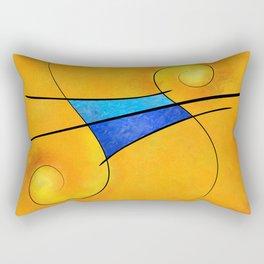 Cassopella V1 - endless music Rectangular Pillow