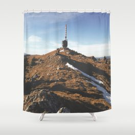 Chasseral Shower Curtain