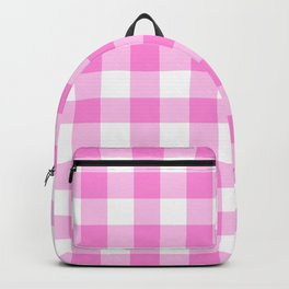 Pink Buffalo Check - more colors Backpack