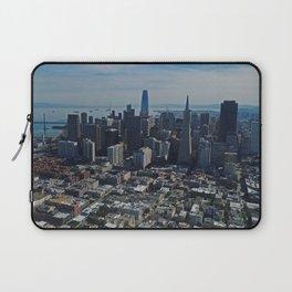 San Francisco Downtown Laptop Sleeve