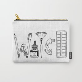 Art Tools of the Craft Carry-All Pouch