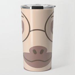 Sluggish Sloth Travel Mug