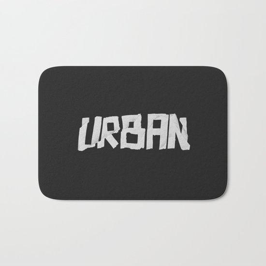 Urban Marker Bath Mat