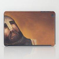 hamlet iPad Cases featuring Hamlet by Mono Ahn