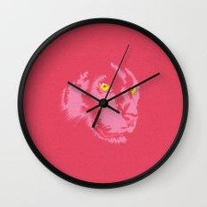 Pink Panther Wall Clock
