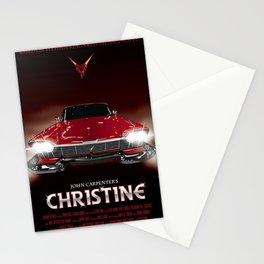 Christine(1983) Stationery Cards