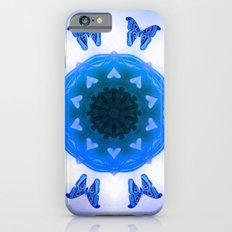 All things with wings (blue) Slim Case iPhone 6s