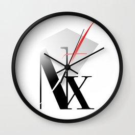 No Fame X Wall Clock