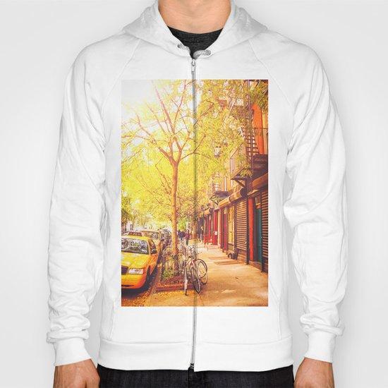 Autumn - East Village - New York City Hoody
