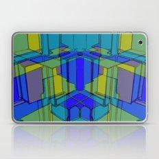 Cube Geometric II Laptop & iPad Skin
