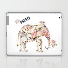 Elephant Create Laptop & iPad Skin