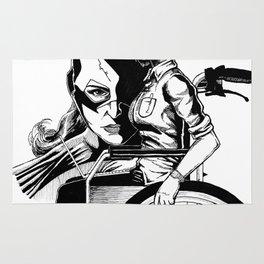 Oracle / Batgirl Rug
