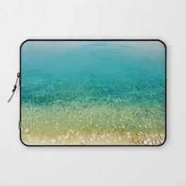 Mediterranean Sea, Italy, Photo Laptop Sleeve
