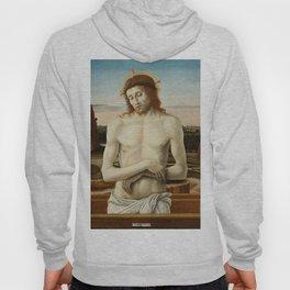 Imago Pietatis by Giovanni Bellini Hoody