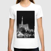 las vegas T-shirts featuring Las Vegas by Sara Sue Ess