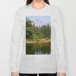 El Capitan Yosemite Long Sleeve T-shirt