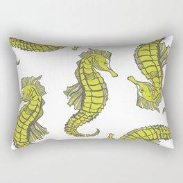 Sea-life Collection - Seahorse Rectangular Pillow