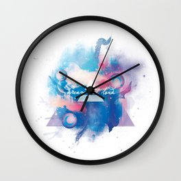 30 Seconds to Mars Wall Clock