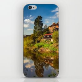 The Iron Bridge iPhone Skin