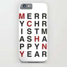 Merry Christmas iPhone 6s Slim Case