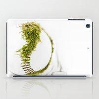 dragon ball iPad Cases featuring Dragon Moss ball baseball by Surface Maximus