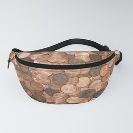 Pennies for your thoughts Fanny Pack