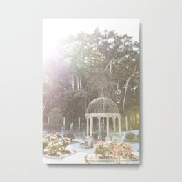 Florida Beauty Metal Print