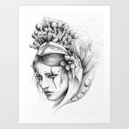 Las ideas de Alena Art Print