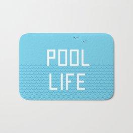 Pool Life Swimmer Bath Mat