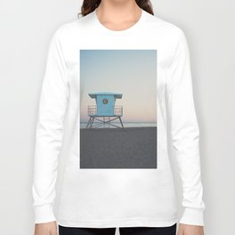 sunset on the coast ... Long Sleeve T-shirt