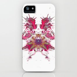 Inkdala LXXIII iPhone Case