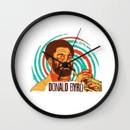 Trumpet Master Wall Clock