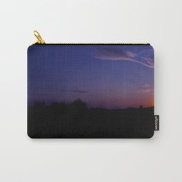 Amazing sunset Carry-All Pouch