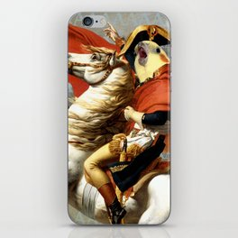 Napoleon birb iPhone Skin