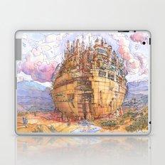 La Citta' Sferica Laptop & iPad Skin