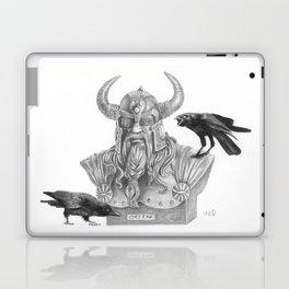 Huginn & Muninn Laptop & iPad Skin