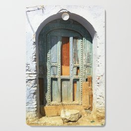 """""""Old Door"""" / Porte Vintage / by WHITEECO Ecologic design Cutting Board"""