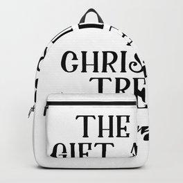 Christmas BEST GIFT Gift Backpack