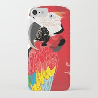 wasted rita iPhone & iPod Cases featuring Rita  by Nicholas Darby