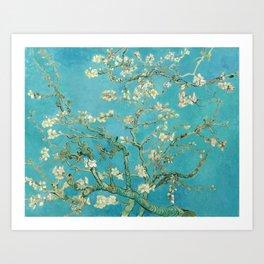 Van Gogh Almond Blossoms Painting Art Print