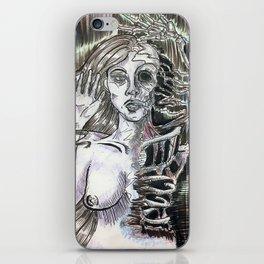 Hel iPhone Skin